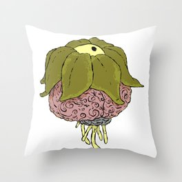 Amandine Nguyen Throw Pillow