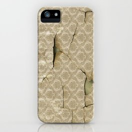 OLD WALLPAPER iPhone Case