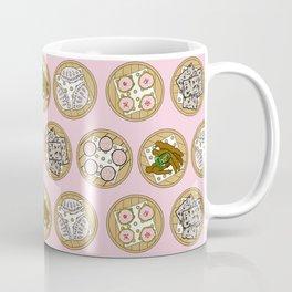 Dim Sum Pink Coffee Mug