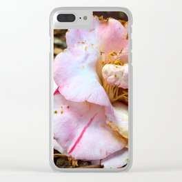 Tearose Clear iPhone Case