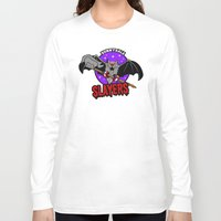 buffy Long Sleeve T-shirts featuring  Slayers by Buby87