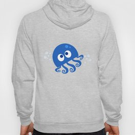 Bubbly Octopus Hoody