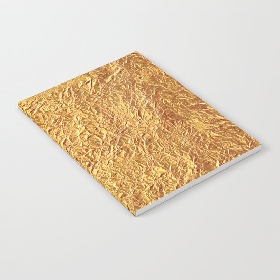 Gold Notebook