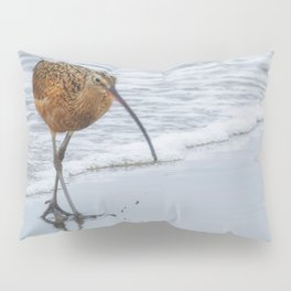 Long Billed Curlew Pillow Sham