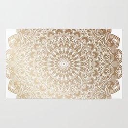 Gold Mandala 20 Rug