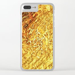 aleph Clear iPhone Case