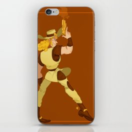 The Whole Horse iPhone Skin