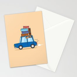 Family travel Stationery Cards