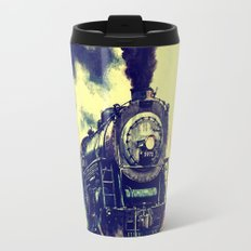 Express Train Travel Mug