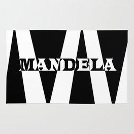 Mandela tribute Rug