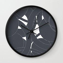 licorice Wall Clock
