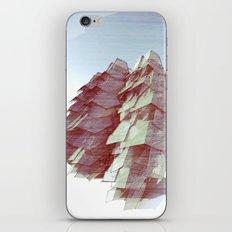 The Pine Cone Institute iPhone & iPod Skin