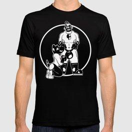 Master and Pup T-shirt