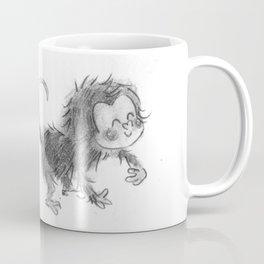 Momo Monkey Coffee Mug