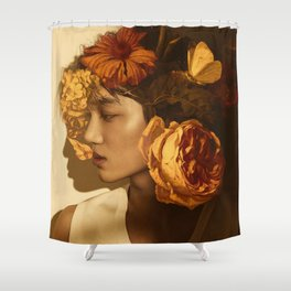 Secret Garden | Kai Shower Curtain