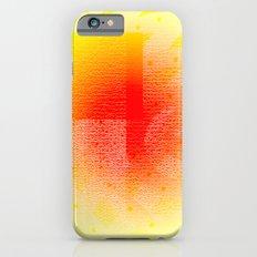 Orange #53 iPhone 6s Slim Case