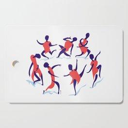 alors on danse Cutting Board