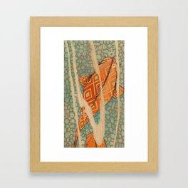 Ro Sham Bo Framed Art Print