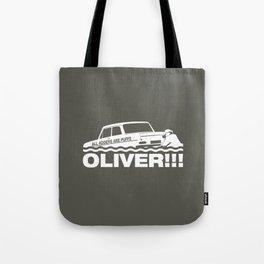 Top Gear: Oliver Tote Bag