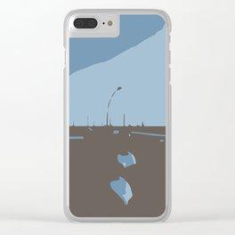 Namal Tel Aviv Clear iPhone Case