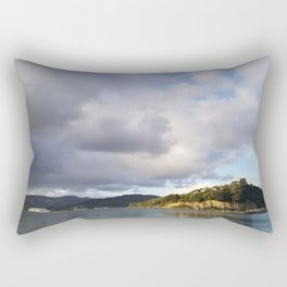 The Mouth of Andersons Bay Rectangular Pillow