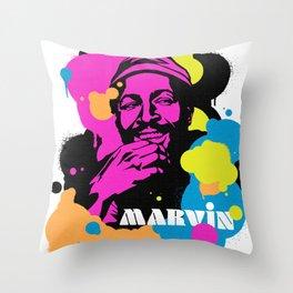Soul Activism :: Marvin Throw Pillow