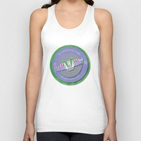 pixar Tank Tops featuring pixar disney toy story. buzz lightyear flight school  by studiomarshallarts