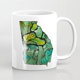 Georgia Green Coffee Mug