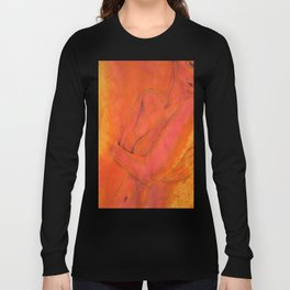 Divine Feminine: Goddess of Fire Long Sleeve T-shirt