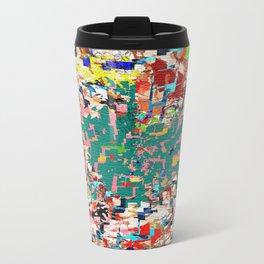 Scrap Paper Travel Mug