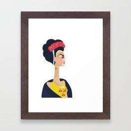 Always Frida Framed Art Print