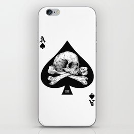 Ace Of Spades iPhone Skin