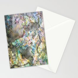 Spilled Chaos Stationery Cards