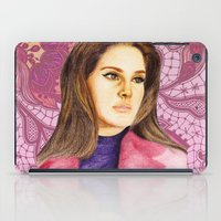 ultraviolence iPad Cases featuring LANA II by Share_Shop