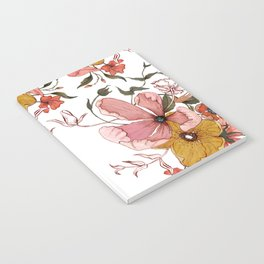 Words that water flowers Notebook