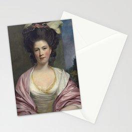 """Sir Joshua Reynolds """"Portrait of Elizabeth, Lady Forbes"""" Stationery Cards"""