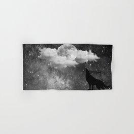 Dark Wolf Hand & Bath Towel