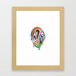Cruel Sister Framed Art Print