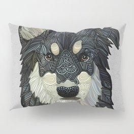 Bjorn - Malamute Samoyed Husky Mix Pillow Sham