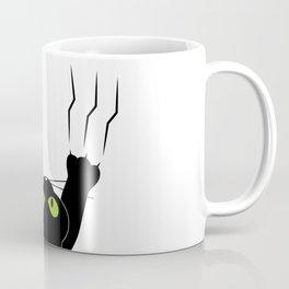 Cat Kitten Dog Paw Coffee Mug