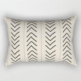 Mudcloth Rectangular Pillow