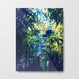 aqua per arbores Metal Print