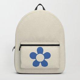 Daisy Blue Backpack