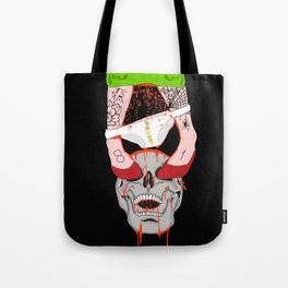 double s Tote Bag