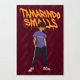 Tamarindo Smalls Canvas Print