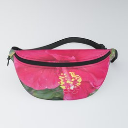 Another Hibiscus Tenerife Flower Fanny Pack