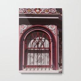San Francisco VII Metal Print