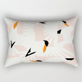 Under the vanilla sky Rectangular Pillow