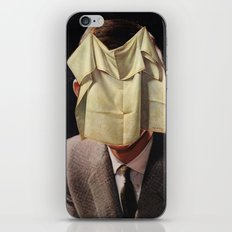 No Thanks iPhone & iPod Skin