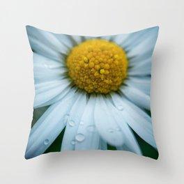 Flower Photography by Téo Leguay Throw Pillow
